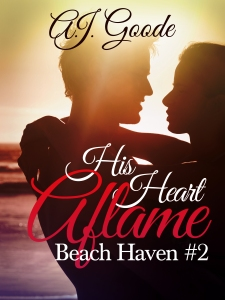 His Heart Aflame 1